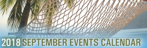 Los Angeles September 2018 Event Calendar | California Title Company